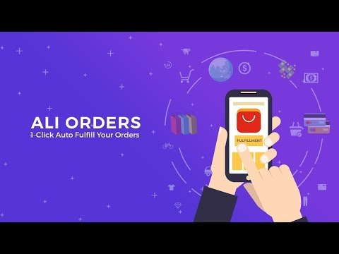 Ali Orders-Fulfill Orders Easily