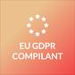 GDPR Data Compliance Banner EU