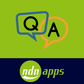 FAQ Page by NDNAPPS