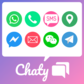 WhatsApp Chat, Messenger +More