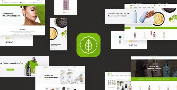 Kaline – Multipurpose Responsive Shopify Theme