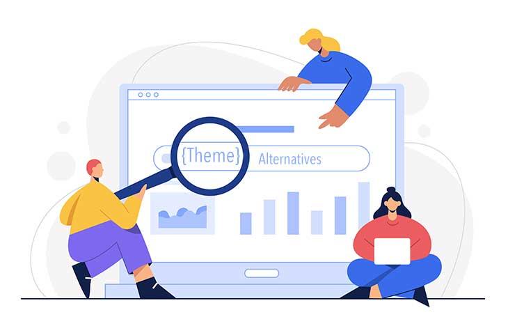 Theme alternatives